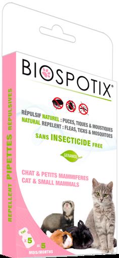 Imagem de BIOSPOTIX | Spot on gato (5x1 ml)