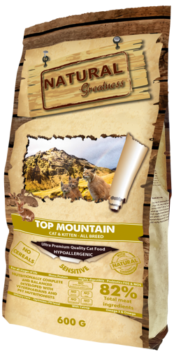 Imagem de NATURAL GREATNESS | Top Mountain Cat & Kitten