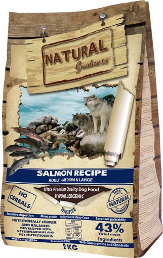 Imagem de NATURAL GREATNESS | Salmon Sensitive Adult