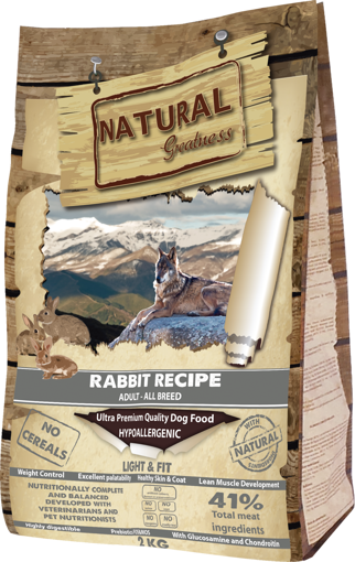 Imagem de NATURAL GREATNESS | Rabbit Light & Fit