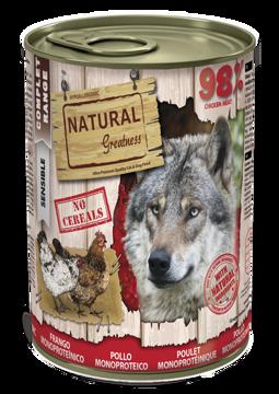 Imagem de NATURAL GREATNESS | Wet Complet Sensible Chicken Monoprotein 400 g