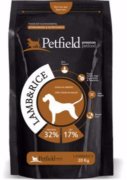 Imagem de PETFIELD   Lamb & Rice 20 kg