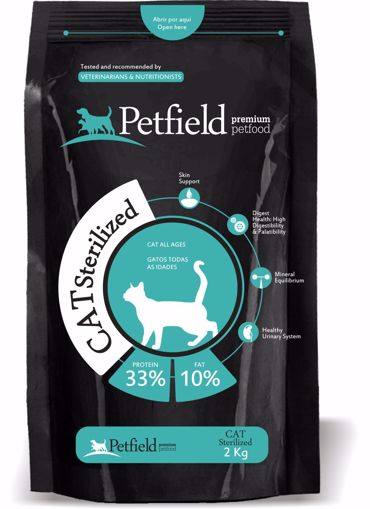 Imagem de PETFIELD | Cat Sterilized 2 kg