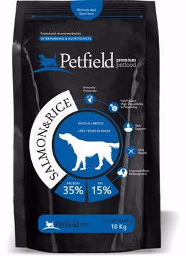 Imagem de PETFIELD   Salmon & Rice 10 kg
