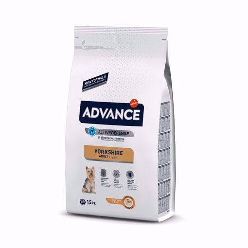 Imagem de ADVANCE Dog | Yorkshire Terrier Chicken & Rice 1,5 kg