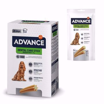 Imagem de ADVANCE Dog | Stick Dental Care Medium/Maxi  Multipack 720 g
