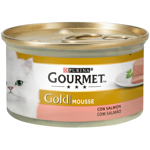 Imagem de GOURMET GOLD | Mousse Salmão