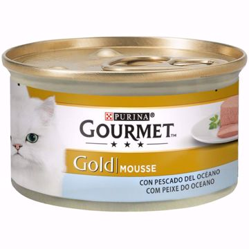 Imagem de GOURMET GOLD | Mousse Peixe do Oceano