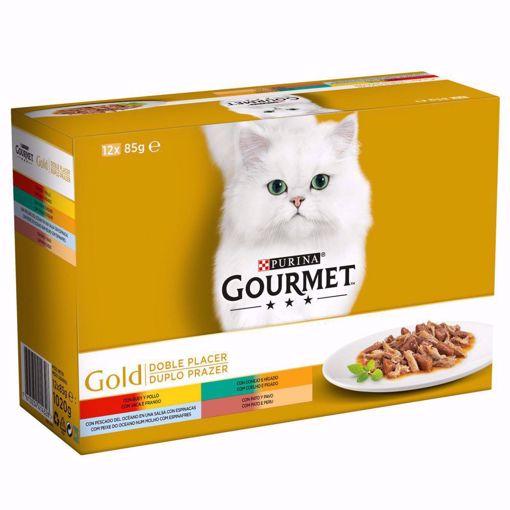 Imagem de GOURMET GOLD | Seleção Duplo Prazer MultiPack 12x85 g