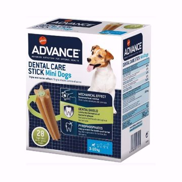 Imagem de ADVANCE Dog | Snack Dental Stick Mini Multipack 360 g
