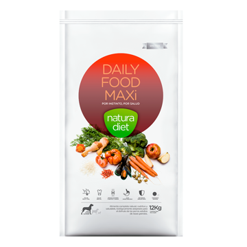 Imagem de NATURA DIET | Daily Food Maxi 12 kg
