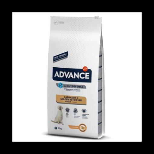 Imagem de ADVANCE Dog | Labrador Chicken & Whole Cereals 12 kg