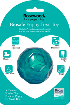 Imagem de BIOSAFE | Puppy Treat Toy Ball