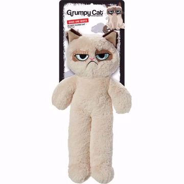 Imagem de GRUMPY CAT | Floopy Plush Cat & Dog Toy