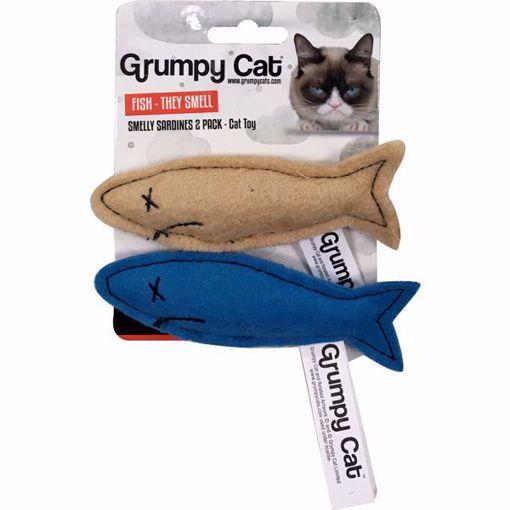 Imagem de GRUMPY CAT | Smelly Sardines (x2)
