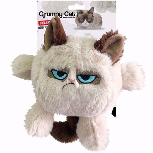 Imagem de GRUMPY CAT | Head Dog Toy