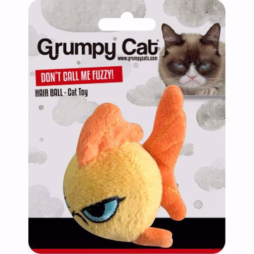 Imagem de GRUMPY CAT   Goldfish Ball