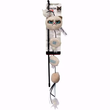 Imagem de GRUMPY CAT | Annoying Plush Cat Wand