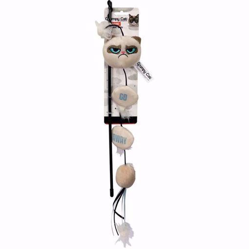 Imagem de GRUMPY CAT | Annoying Plush Cat Wand