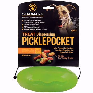 Imagem de STARMARK | Pickle Pocket Treat Dispensing