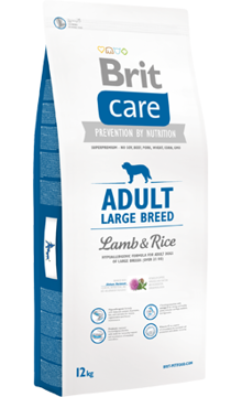 Brit Large Breed Lamb Rice