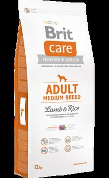 Brit Lamb Rice Medium Breed