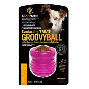 Starmark Groovy Ball