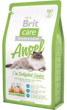 Brit Care Cat Angel Senior | High Chicken