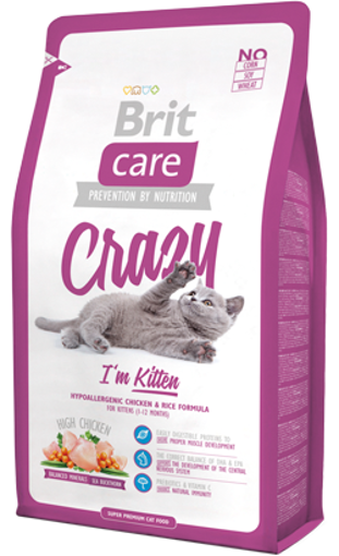 Brit Care Cat Crazy Kitten | High Chicken