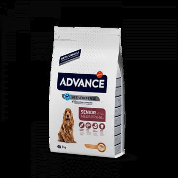 Imagem de ADVANCE Dog | Medium Senior Chicken & Rice