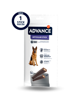 Imagem de ADVANCE Dog | Snack Articular Stick 155 g