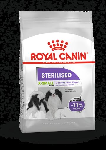 Imagem de ROYAL CANIN | Dog X-Small Sterilised 1,5 kg