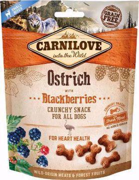 Imagem de CARNILOVE Dog | Crunchy Snack Ostrich & Blackberries 200 g