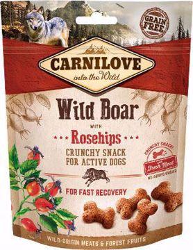 Imagem de CARNILOVE Dog | Crunchy Snack Wild Boar & Rosehips 200 g
