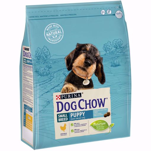 Imagem de DOG CHOW | Small Breed Puppy Frango 2,5 kg