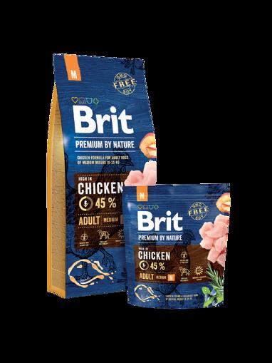 Imagem de BRIT Premium by Nature | Dog Adult M, 15 kg