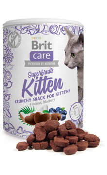 Imagem de BRIT Care | Cat Snack Superfruits Kitten 100 g