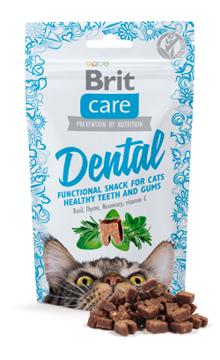 Imagem de BRIT Care | Cat Snack Dental 50 g