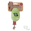 Imagem de BECO PETS | Bamboo Pocket Poop Bag Dispenser