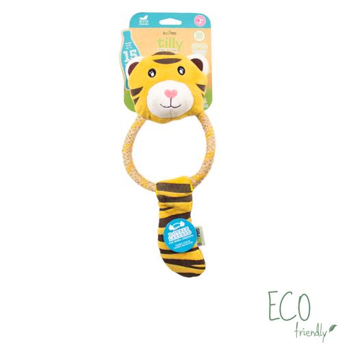 Imagem de BECO PETS   Beco Dual Material Tiger