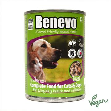 Imagem de BENEVO | Ração Húmida Vegan para Cão e Gato