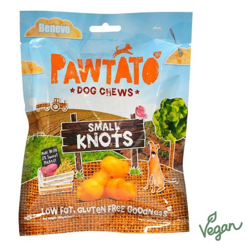 Imagem de BENEVO | Snack Pawtato Knots S