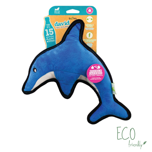 Imagem de BECO PETS | Beco Rough and Tough Dolphin
