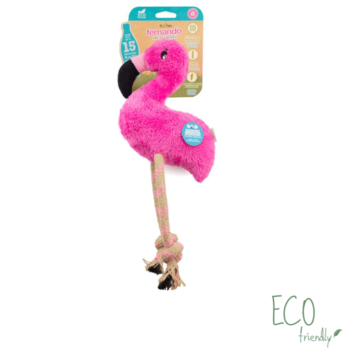 Imagem de BECO PETS | Beco Rough and Tough Flamingo