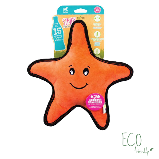 Imagem de BECO PETS | Beco Rough and Tough Starfish