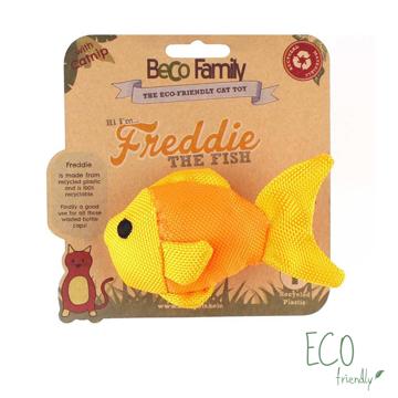 Imagem de BECO PETS | Catnip Fish Toy