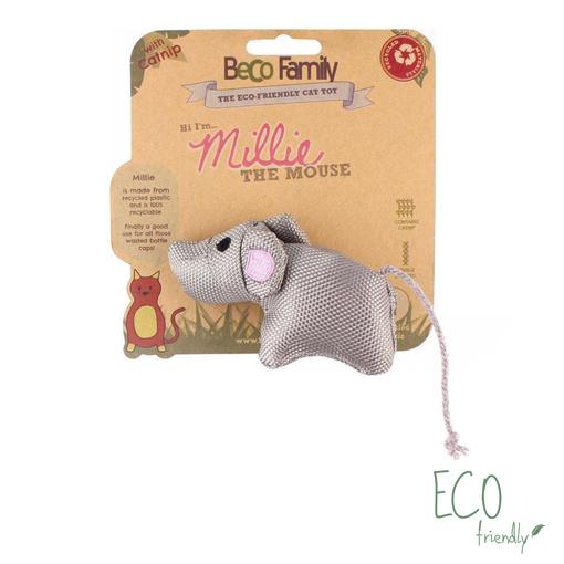 Imagem de BECO PETS | Catnip Mouse Toy