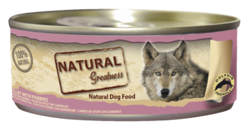 Imagem de NATURAL GREATNESS | Tuna Filet & Prawns 156 g