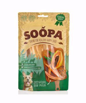 Imagem de SOOPA | Biscoitos Papaia 85 g