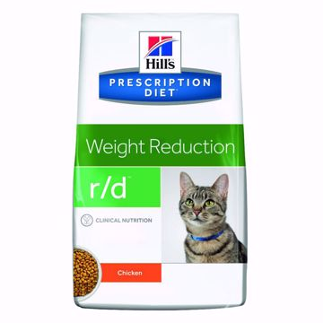 Hills prescription diet gato r/d